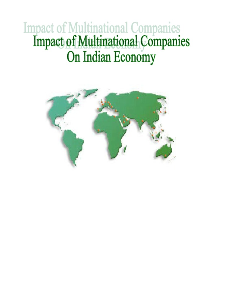 essay on role of indian economy in globalization