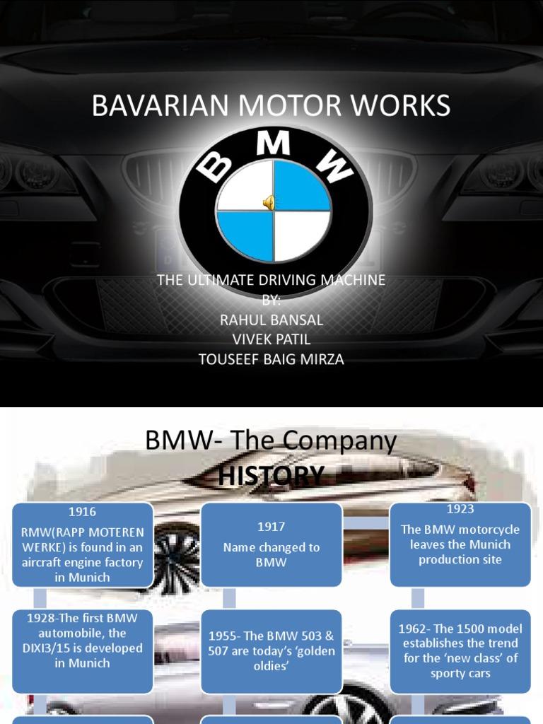 general motors macro environment