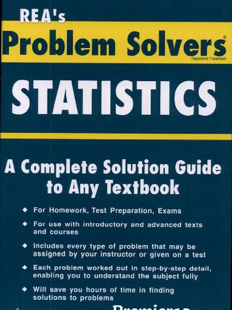 statistical problem