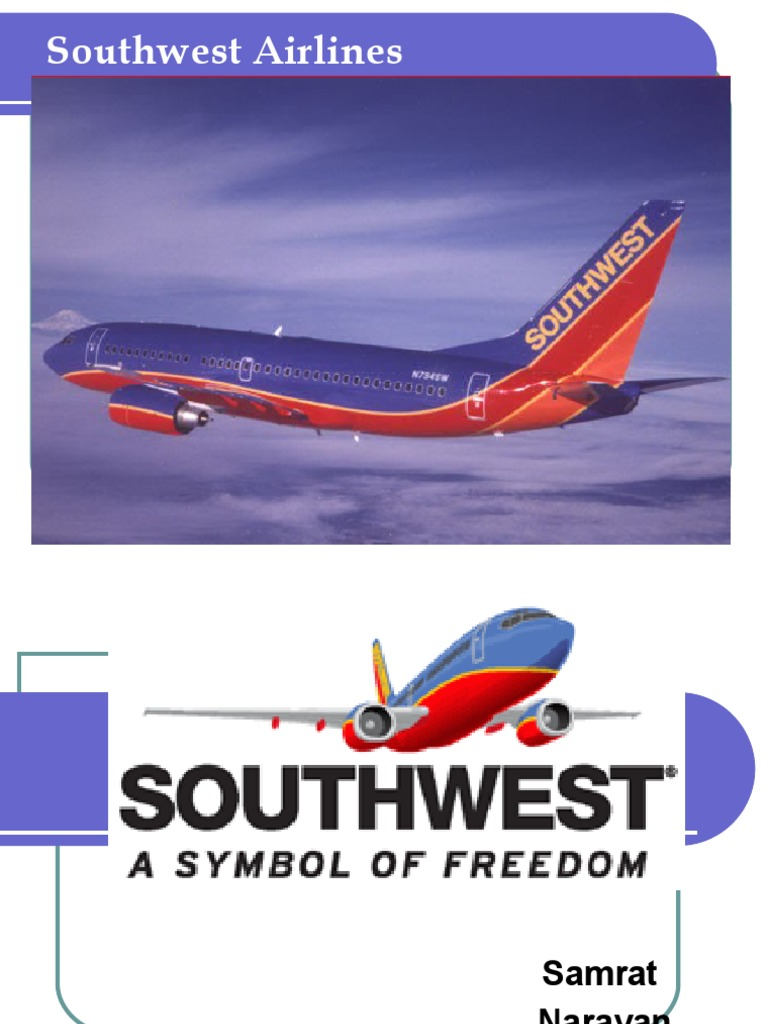 "southwest airlines a case study Solved case study of southwest airlines from ""strategic management: an integrated approach"" 9th edition by hill & jones (cengage learning."