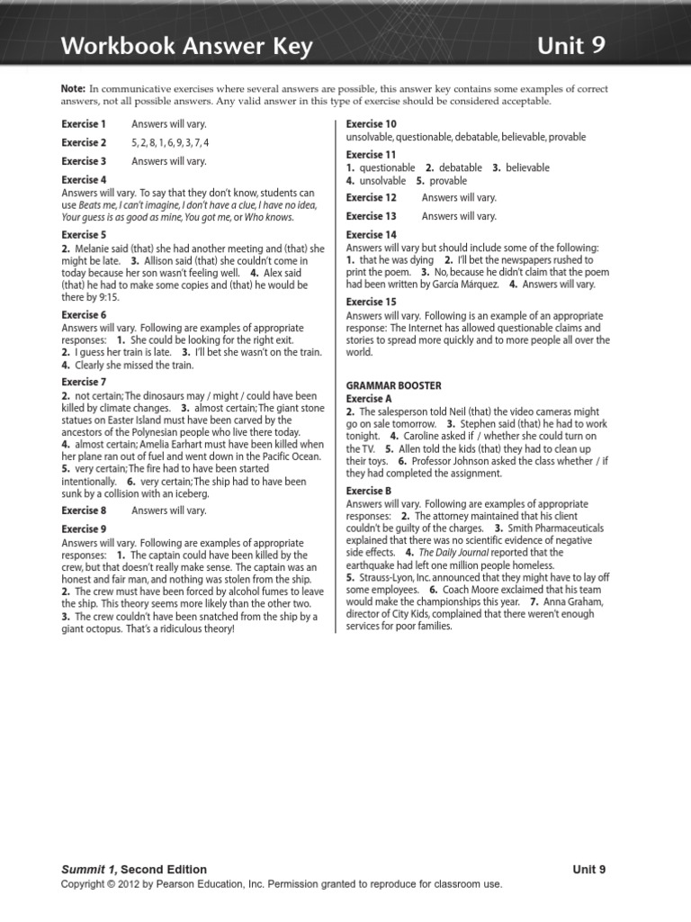 English Unit 5 Sheet 11 Homework Academic Writing Service