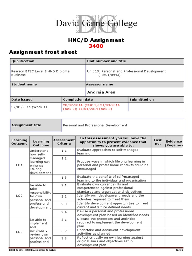 managing activities to achieve results essay