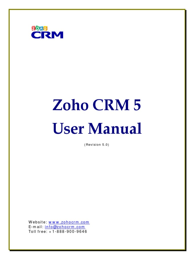 Automate Zoho CRM Integration Tasks from PowerShell
