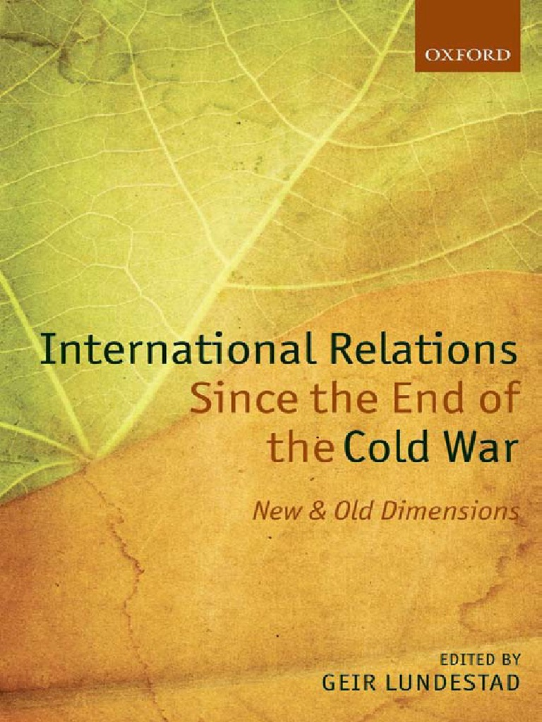thesis of international relations International relations international relations international relations theses this dissertation interrogates the political use of the past in.