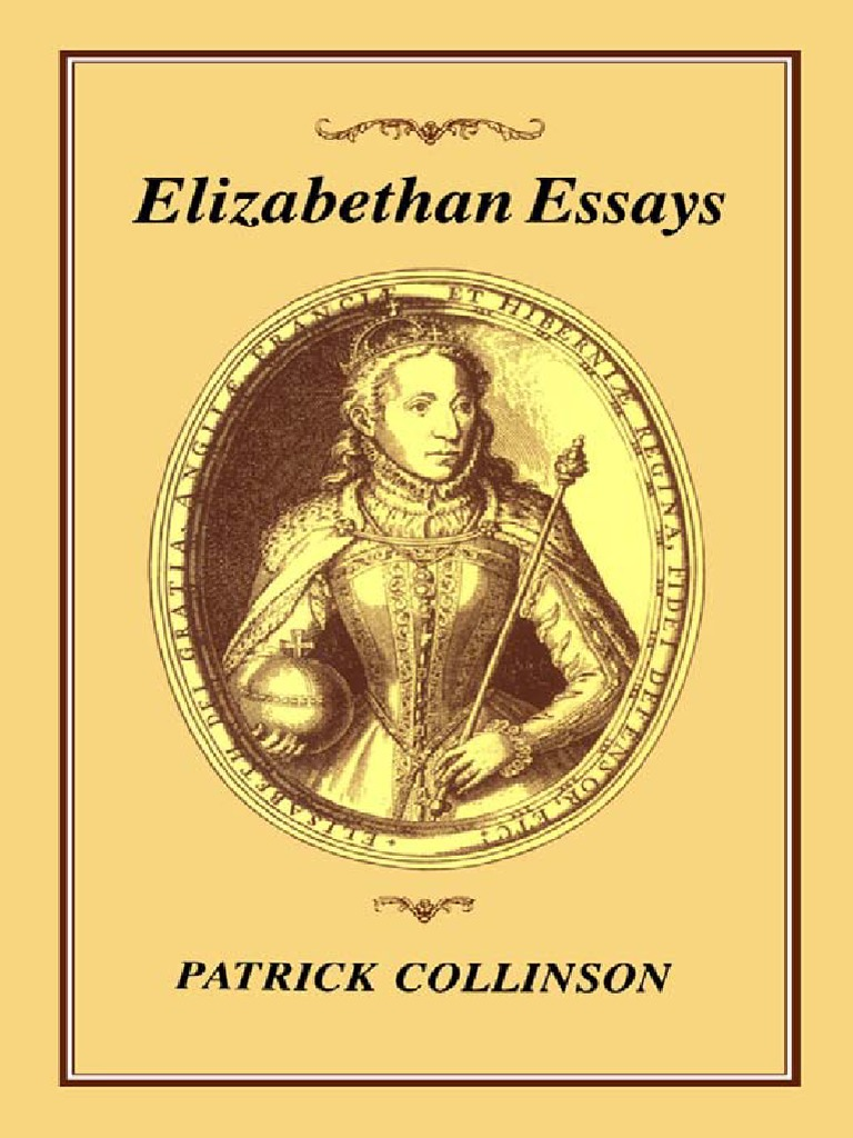a history of elizabethan theatre essay