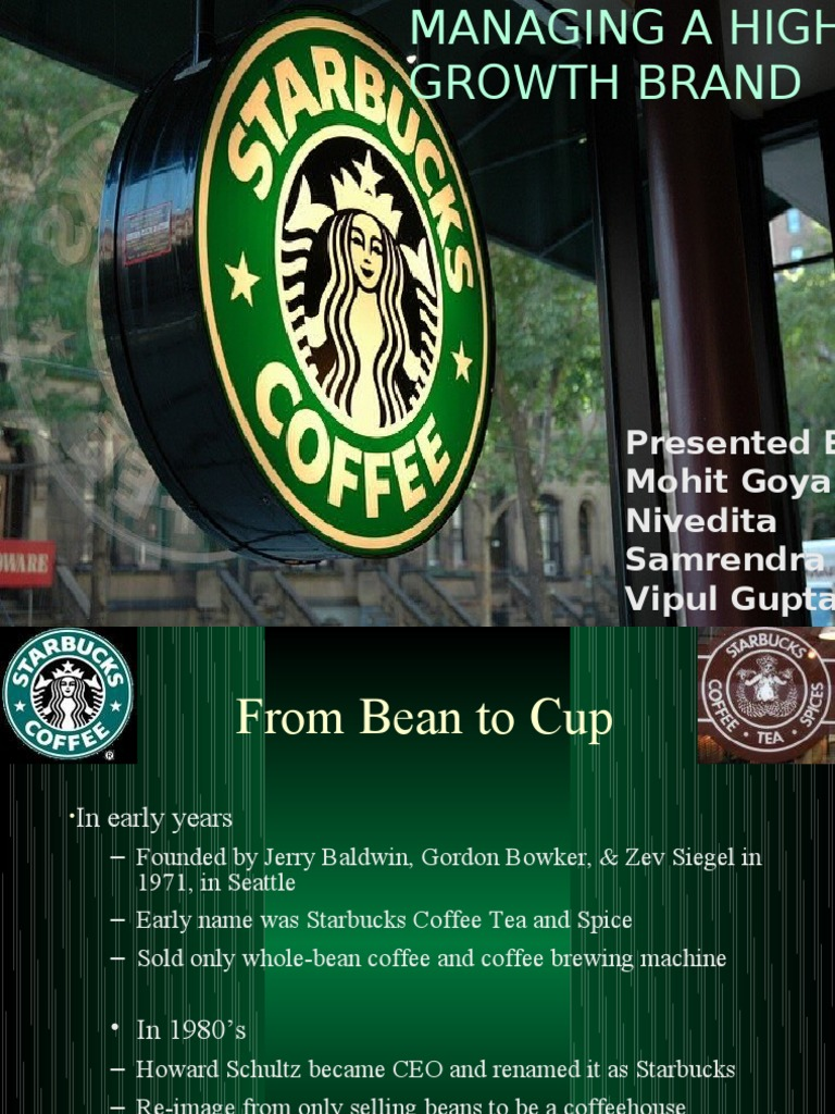 background of starbucks 2 essay Starbucks started its journey starbucks history and background print if you are the original writer of this essay and no longer wish to have the essay.