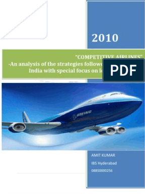 affects of the external environment on airline industry Impact ofglobal economic crisis on airline industry mismanagement in the airline sector besides external iracst – international journal of commerce.