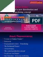 strategic planning case study dunkin donuts