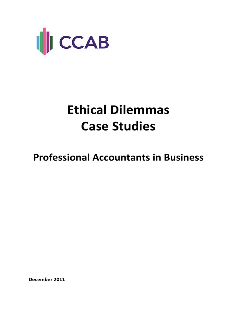 ethical dilemma general studies in