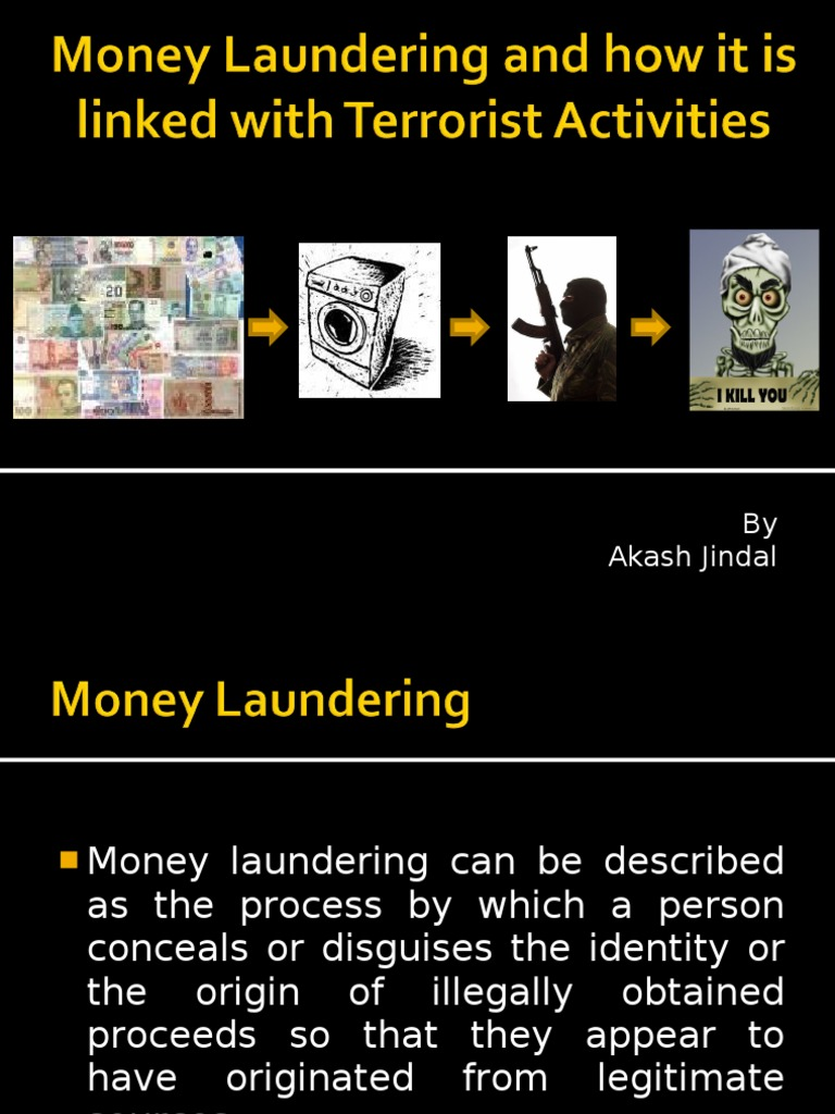 essay laundering money Below is an essay on money laundering from anti essays, your source for research papers, essays, and term paper examples.