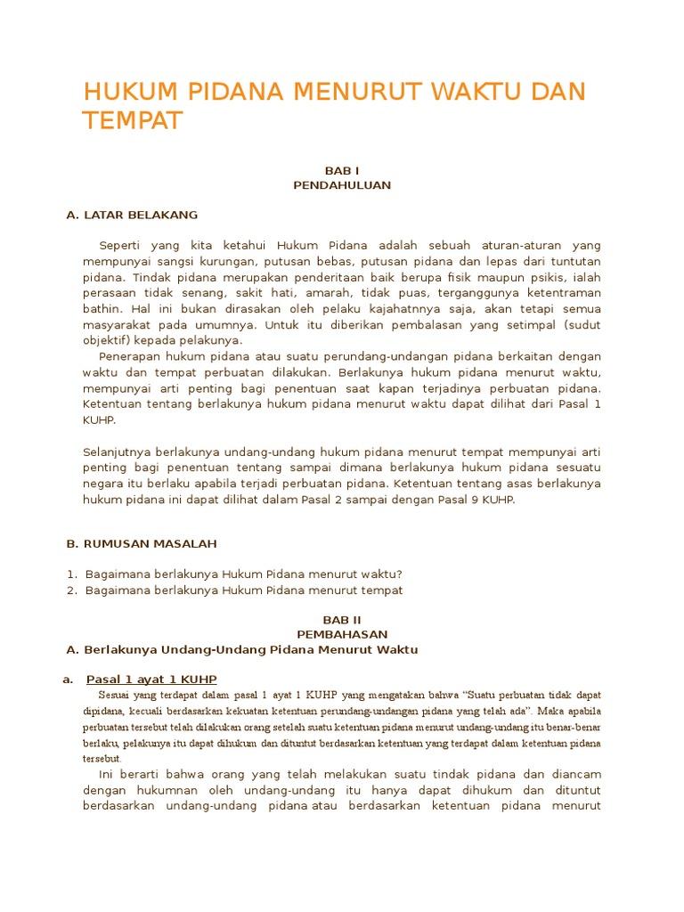 tesis hukum pidana korupsi Bab 1 pendahuluan 1 latar belakang korupsi berasal dari bahasa latin, corruptio-corrumpere yang artinya busuk, rusak, menggoyahkan, memutarbalik atau menyogok[1] era reformasi yang sedang berjalan di indonesia diwarisi oleh banyak sekali persoalan yang terjadi di era sebelumnya salah satu.