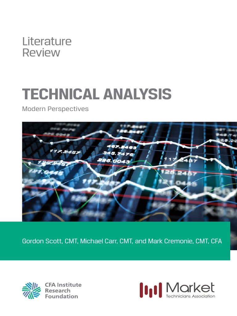 literature review on technical analysis Carbon monoxide dispersion in residential buildings: literature review and technical analysis.