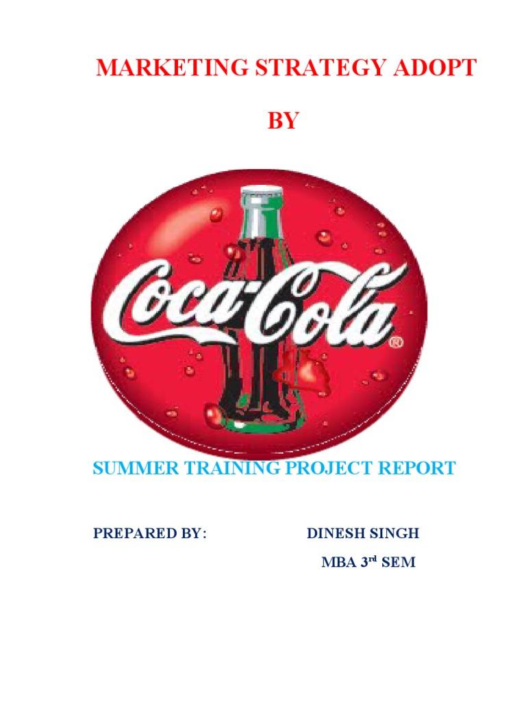 Pepsi marketing strategy pdf