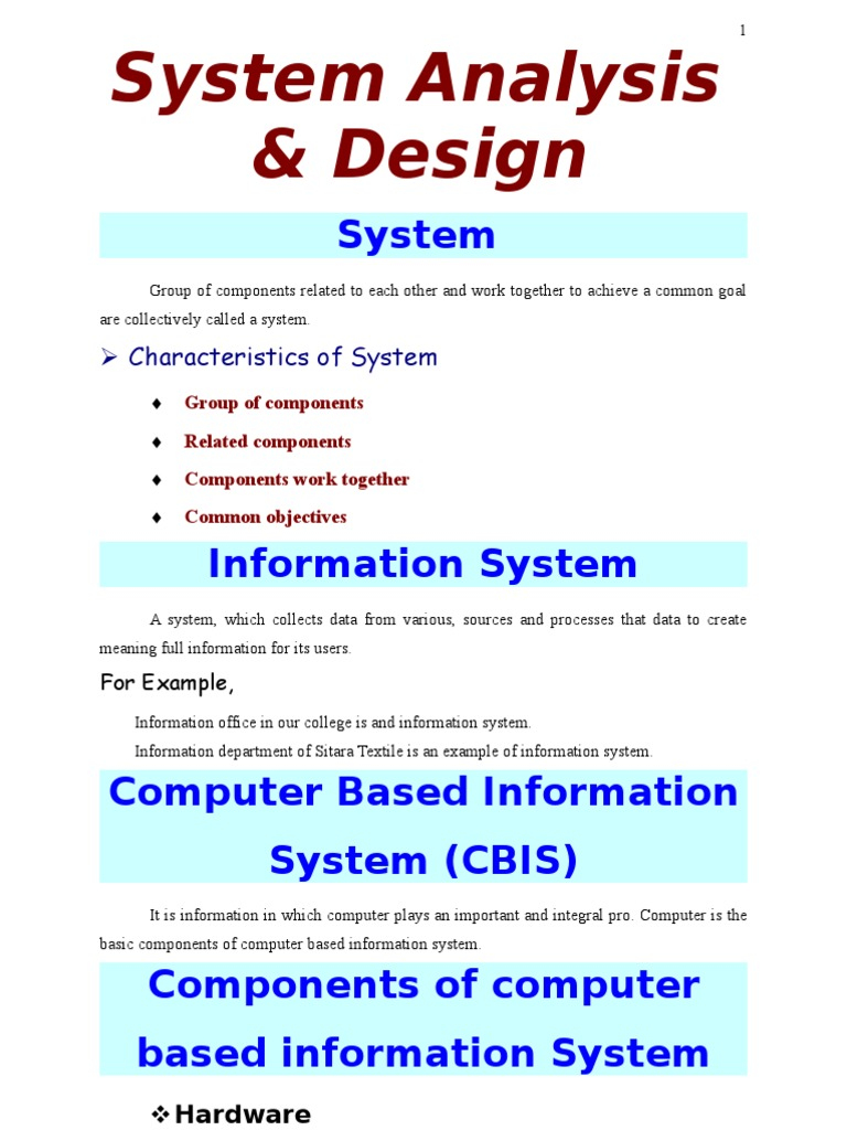 system analysis and design case study solution Darby case study [tags: business, case study, solution wal-mart case study essay - wal-mart case study wal-mart case analysis impressions wal-mart is.