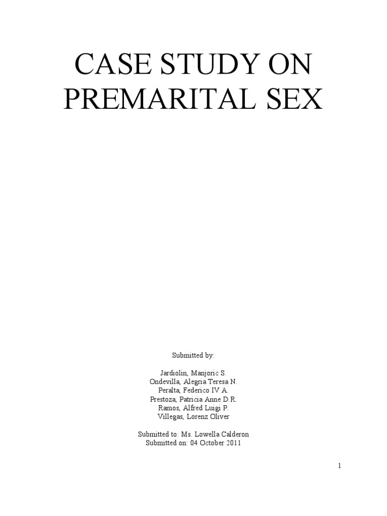 premarital sex essay tagalog Free essays on sanhi ng premarital sex get help with your writing 1 through 30.