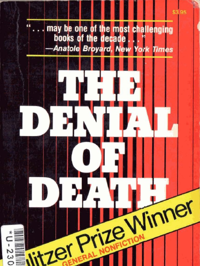 denial death thesis