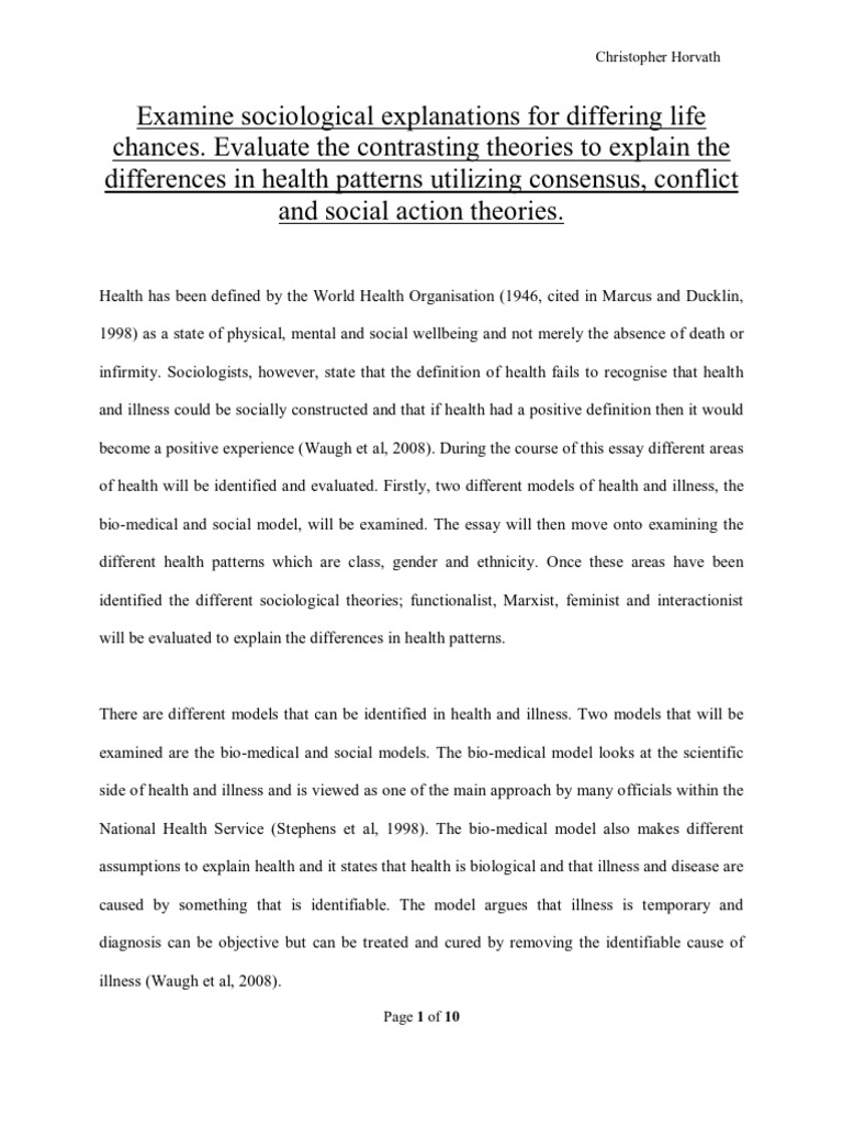 Essay on significance of environment