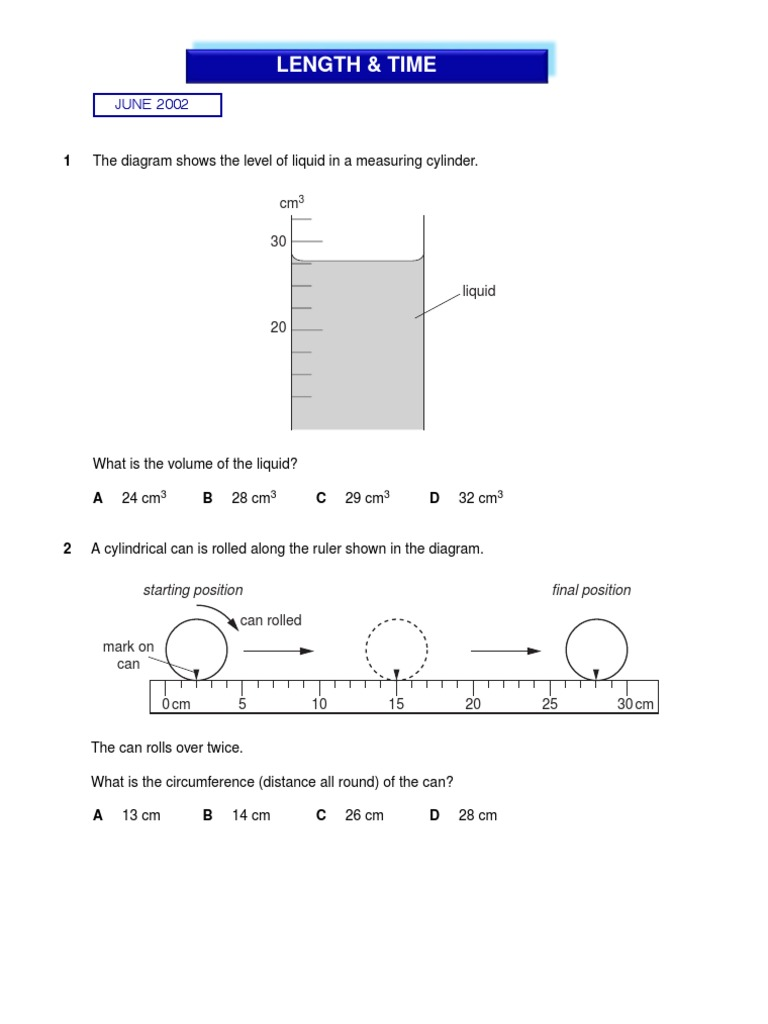 CIE IGCSE Physics Past Papers - Revision Science