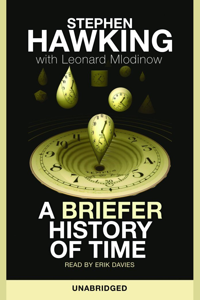 A Briefer History Of Time By Stephen Hawking Leonard Mlodinow And