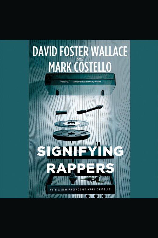 david foster wallace oblivion audiobook