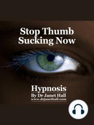 Stop Thumb Sucking