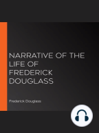 frederick douglass narrative vs uncle toms Drugged and beaten, solomon northup was illegally kidnapped from his  hometown  his narrative as fabrication, northup—unlike frederick douglass or  other  the scene of uncle tom's captivity was laid—and his account of this  plantation,.