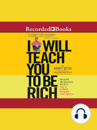 I Will Teach You To Be Rich