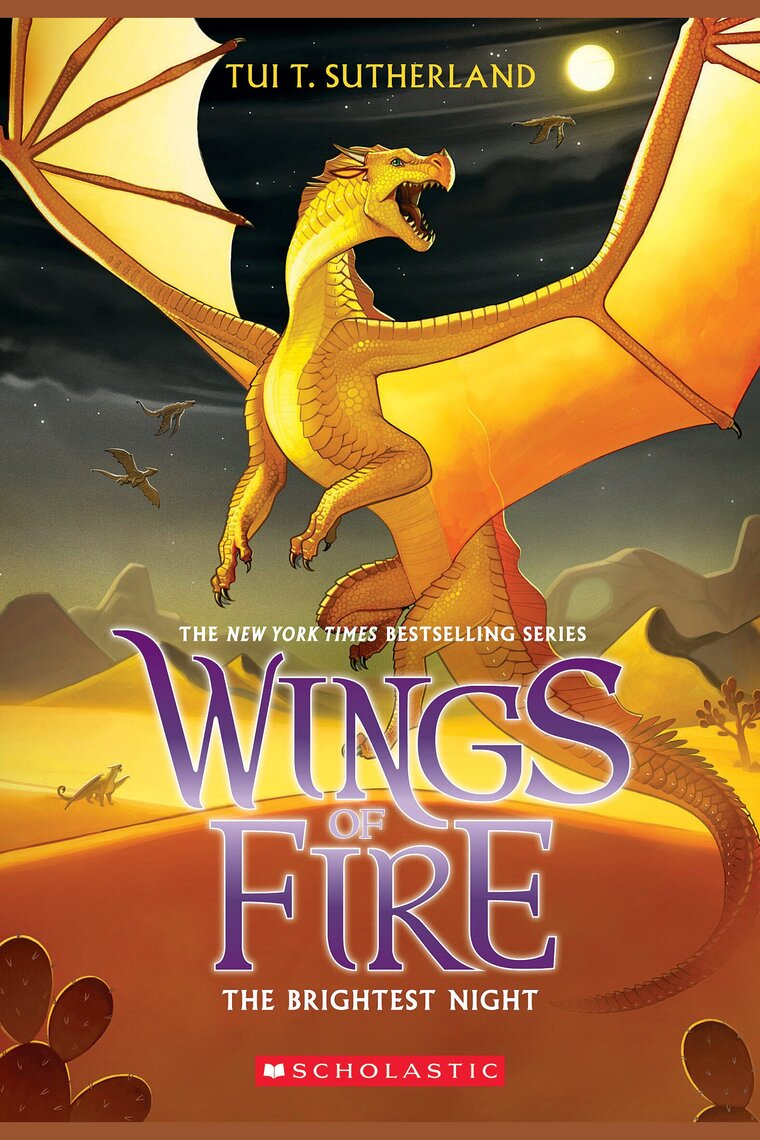 Listen to Wings of Fire Book #5 Audiobook by Tui T