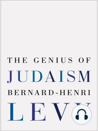The Genius of Judaism