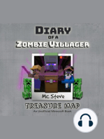 Diary of a Minecraft Zombie Villager Book 4