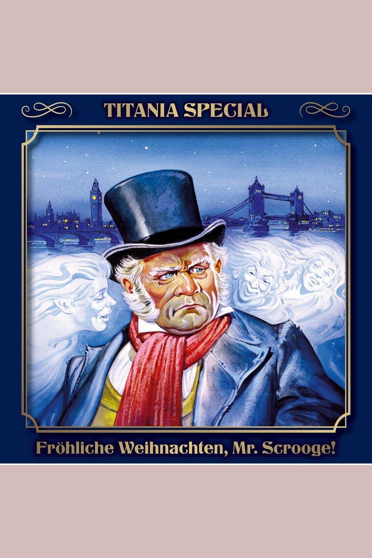 Fröhliche Weihnachten, Mr. Scrooge (Titania Special Folge 1) by ...