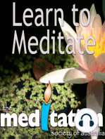Meditation - the new common sense