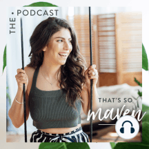[110] Yoni Eggs, Feminine vs. Masculine Energy + Sacred Sexuality with Tiffany Janay: That's So Maven by The Healthy Maven - A Health and Wellness Podcast