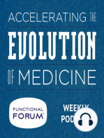Evolutionary and Functional Medicine