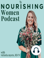 Ep. 42- Releasing the Shame Around Menstruation, Honoring and Supporting Our Cycles with Food, and Cultivating Feminine Energy with Devon Loftus