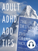 Adult ADHD ADD Tips and Support Podcast – Anxiety Part 2 – Panic Attacks and GABA