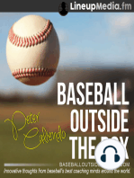 Colorado Rockies Hitting Coordinator discusses Launch Angle, Hitting away from shifts and so much more covered in this episode of Baseball Outside the Box.