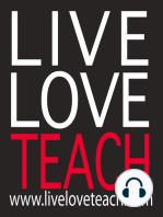 Renee Deslaurier - Live Love Teach - Vinyasa Class