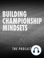 """Mindset for Execution - """"Keep Showing Up"""" with Aaron Taylor, CBS Sports Analyst & Super Bowl Champion"""