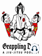 "Episode #21 ""Interview with black belt Kroyler Gracie, who drops knowledge...and jokes"""