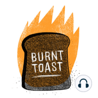 Burnt Toast Ep 01: I Draw the Line at Tongue: We invite chef, bakery owner, and cookbook author Allison Robicelli on our show to talk about all manner of strange food: What constitutes strange, the craziest things we've ever eaten, and how we feel about all of it. Things get weird.