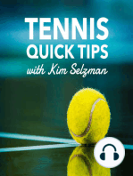 020 Know Your Job in Tennis Doubles - The Server's Partner
