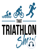 Triathlon race planning with David Tilbury-Davis | EP#149