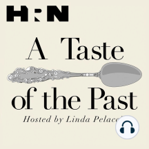 Episode 80: Julia Child and the Rise of Food TV: This week A Taste of The Past investigates the rise in popularity and power of TV cooking shows. Host Linda Pelaccio looks into the origins that have resulted in todays obsession with food TV, with hundreds of shows on a multitude of dedicated food and co