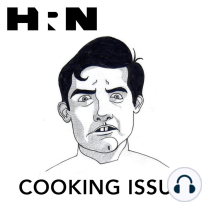 Episode 194: Back for 2015: Dave Arnold and the Cooking Issues team is back for 2015! Hear about holiday meals, Hoppin John, cooking carrots in a bag and oh so much more. Dave defends the name Rex, expresses his distaste for tilapia and brings in the new year with a bevy of informat