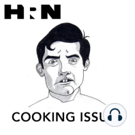 """Episode 97: """"Heir Apparent"""": Though hes late to the studio again, Dave Arnold is back for another hilarious and jam-packed episode of Cooking Issues. Weve got calls from Memphis, stories of crazy fruit trees and advice for making herb mayonnaise. Find out why Nastassias preferred tit"""