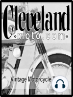 ClevelandMoto 146 Truck Podcast - Porco send us Roman Twists - We get stuck talking about 4 wheeled vehicles.