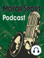 Motor Sport Podcast 2016 highlights, in association with Mercedes-Benz