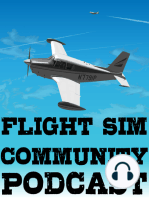 FlightSim Community Podcast #2 - Discussing Nostalgic Old Aircraft and Legacy Flight Simulators