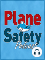 Plane Safety Podcast Episode 38 ; Short flights & other adventures